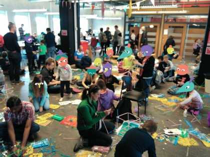 Kids Hack Day: Hyper Island March 2016